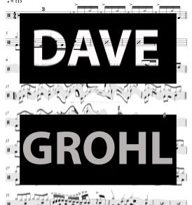 Smells Like Teen Spirit Dave Grohl Drum Chart