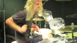 Taylor Hawkins Drum Solo at Foo Fighters Concert