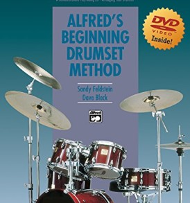 Alfred's Beginning Drumset Method (Book & DVD)
